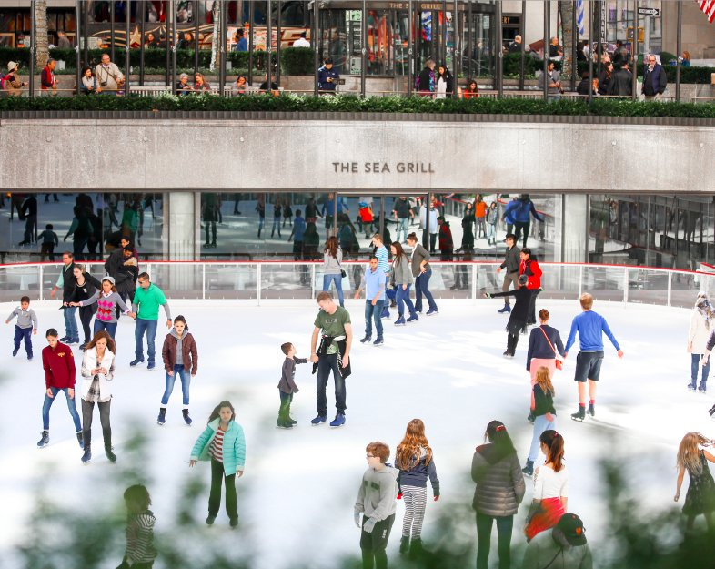 The Sea Grill at Rockefeller Center, NYC