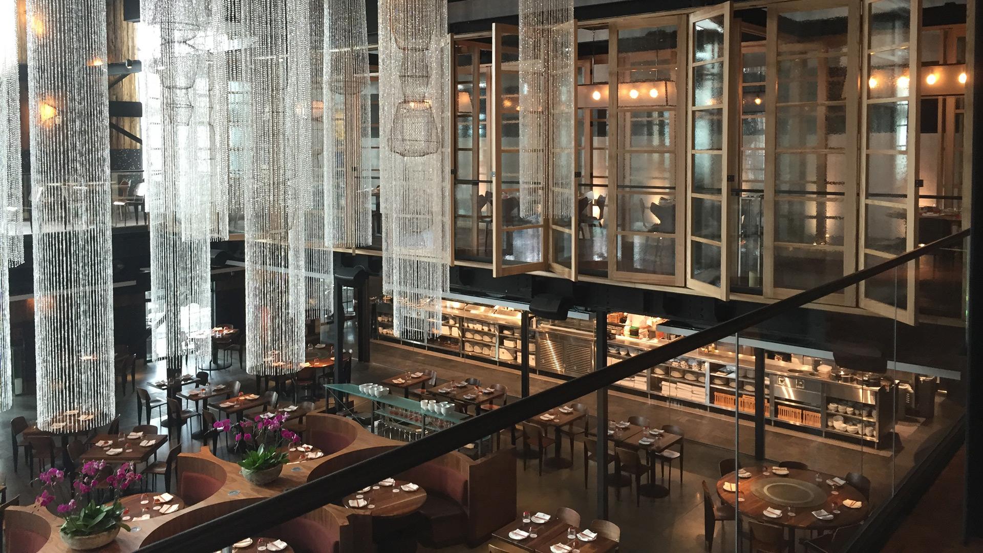 Morimoto Asia in Disney Springs for Chef Masaharu Morimoto, Patina Restaurant Group and Delaware North