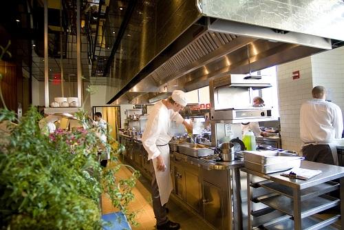 Café Gray   Photo: Fran Collin