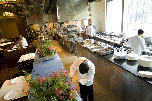 Café Gray   Photo: Fran Collins