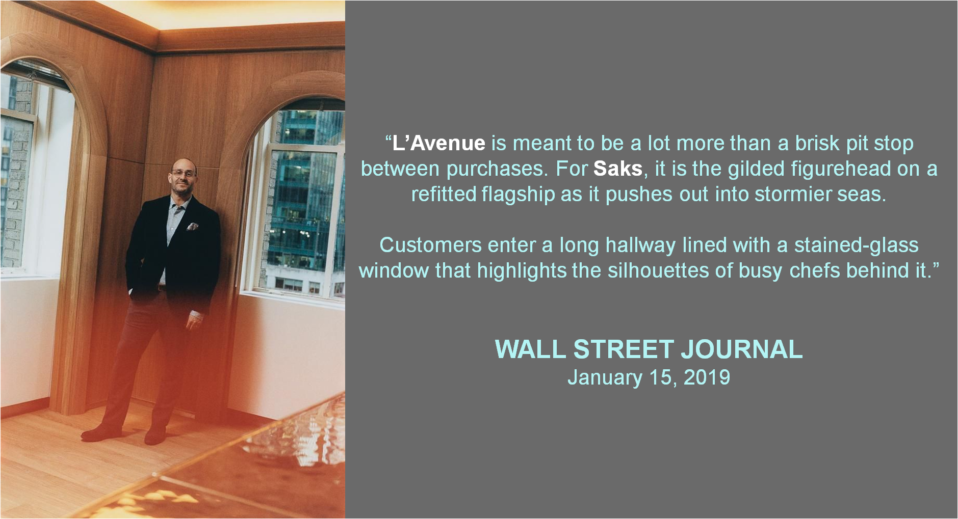 Wall Street Journal January 15 2019 L'Avenue.png