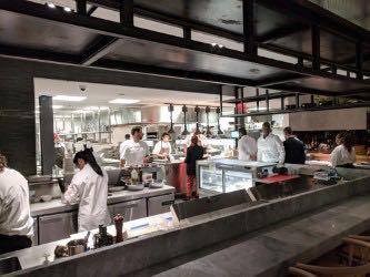 Kitchen design at Officina