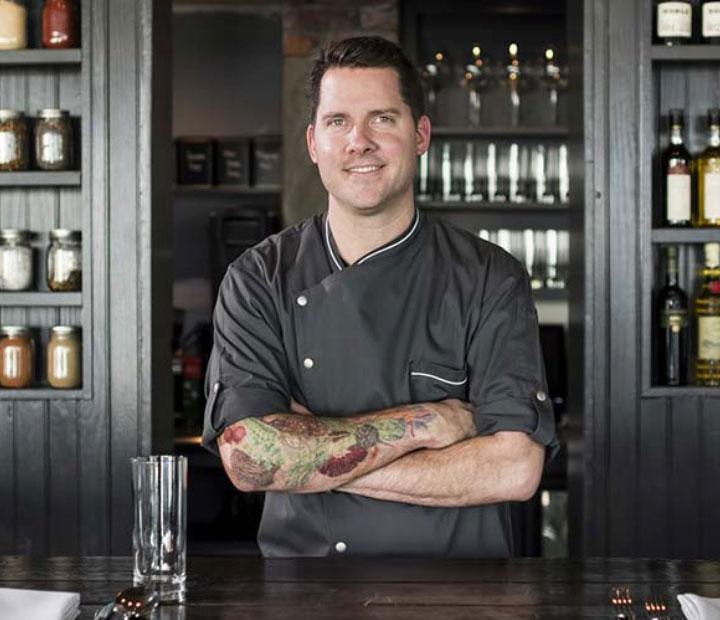 Chef Bobby Benjamin