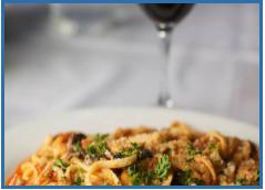 Boun Appetito!  at Sabatino's Ristorante