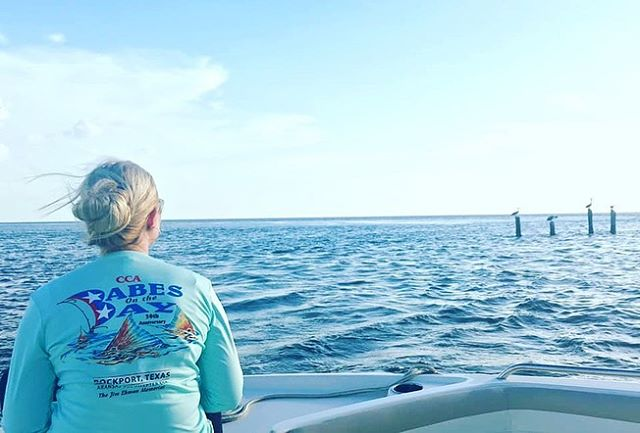 Guess what?! We now have the perfect T for a day out on the bay!🎣 Come by and check out our men's & women's @babesonbay shirts at our shop!🤯 Hurry fast we only have a limited supply!