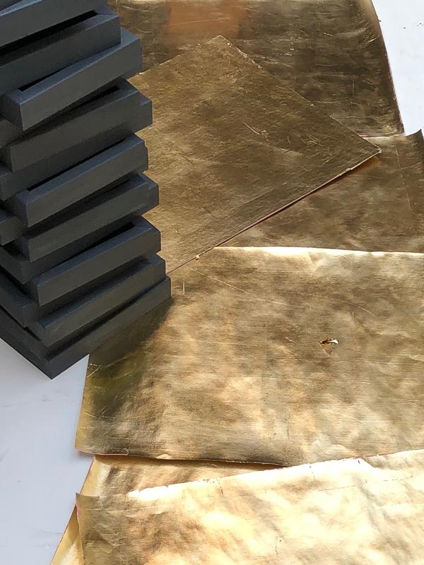 Gold leaf in the studio copy.jpg