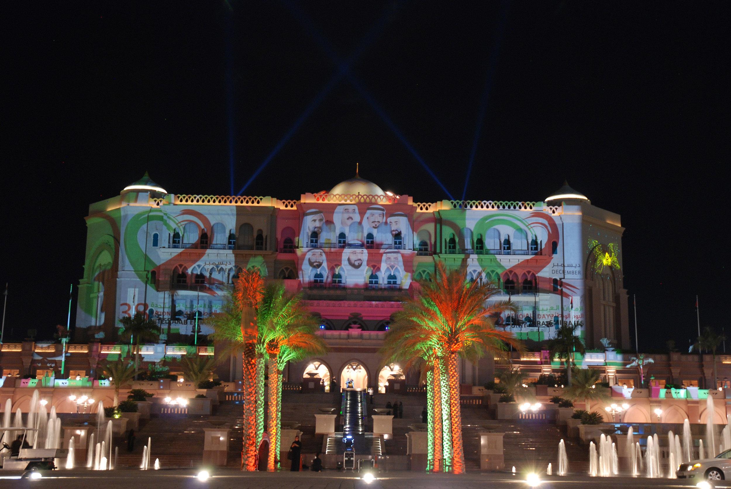 EMIRATES PALACE – ABU DHABI, UAE