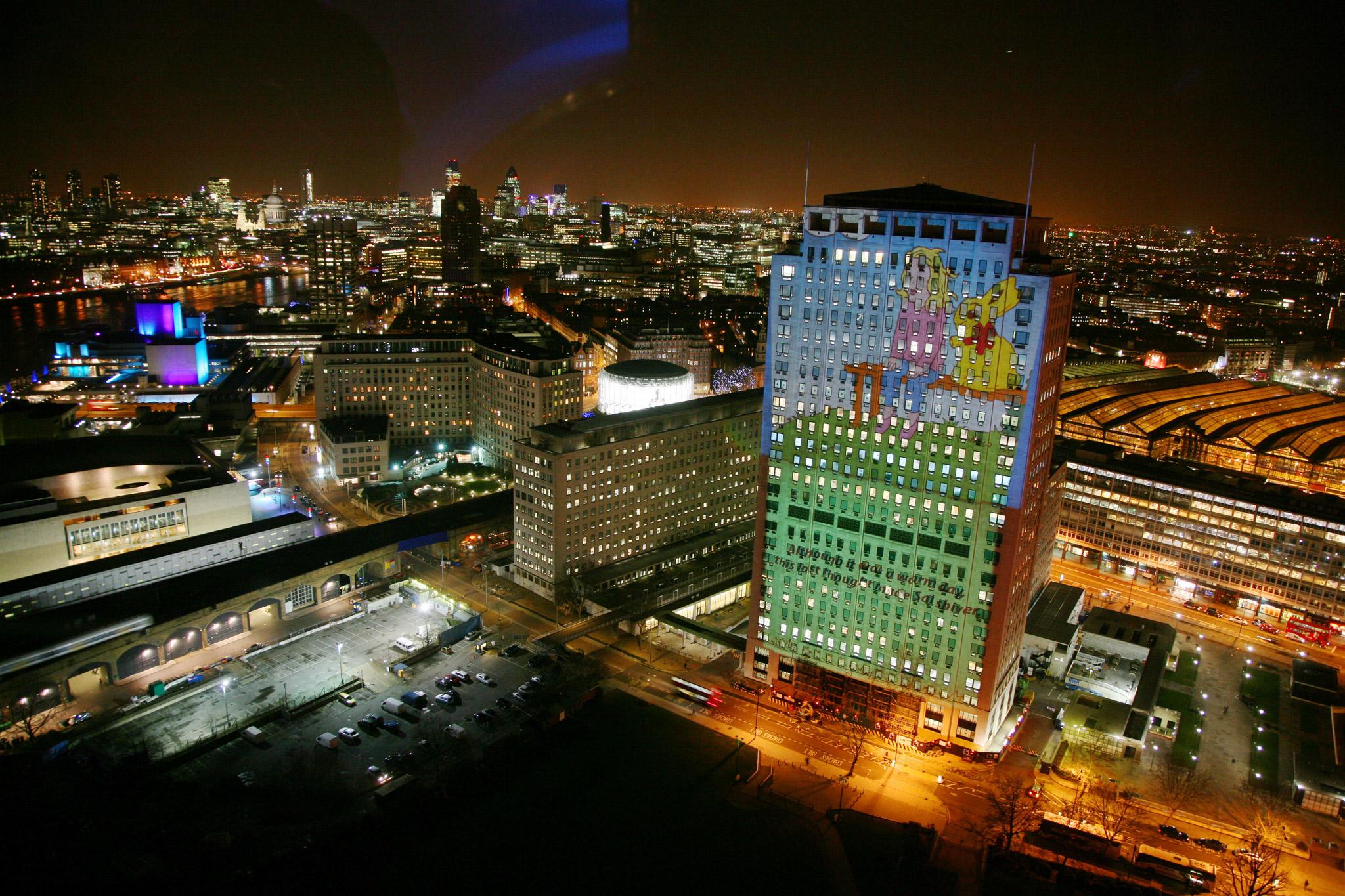 LONDON SHELL TOWER – UK