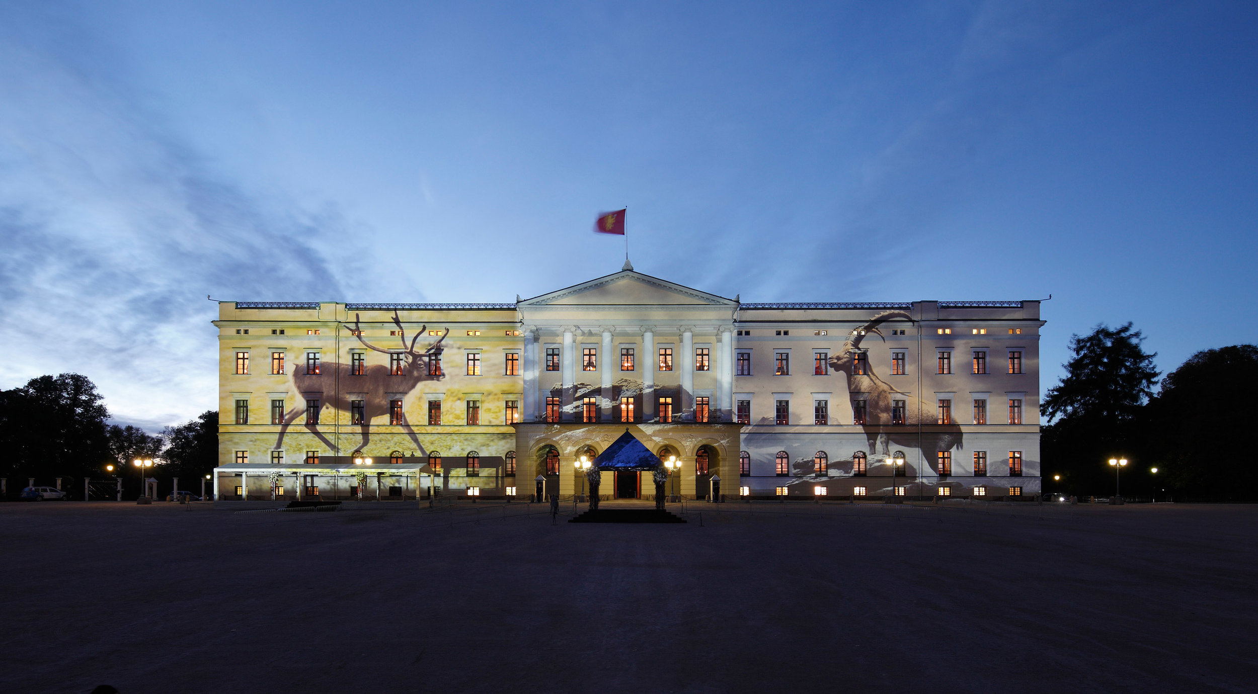 KINGS PALACE, NORWAY