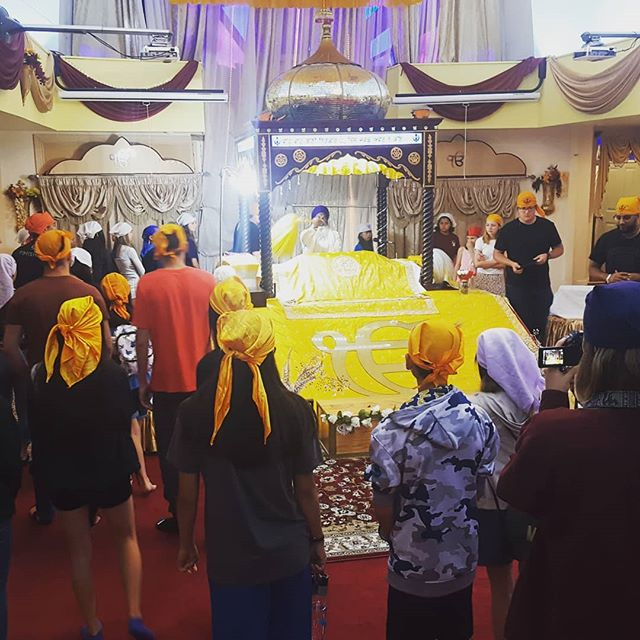 Bringing students today to a Sikh Temple and Buddhist Temple for some Temple Talks. Anotger unique way Gospel Focus is reaching out to the lost.