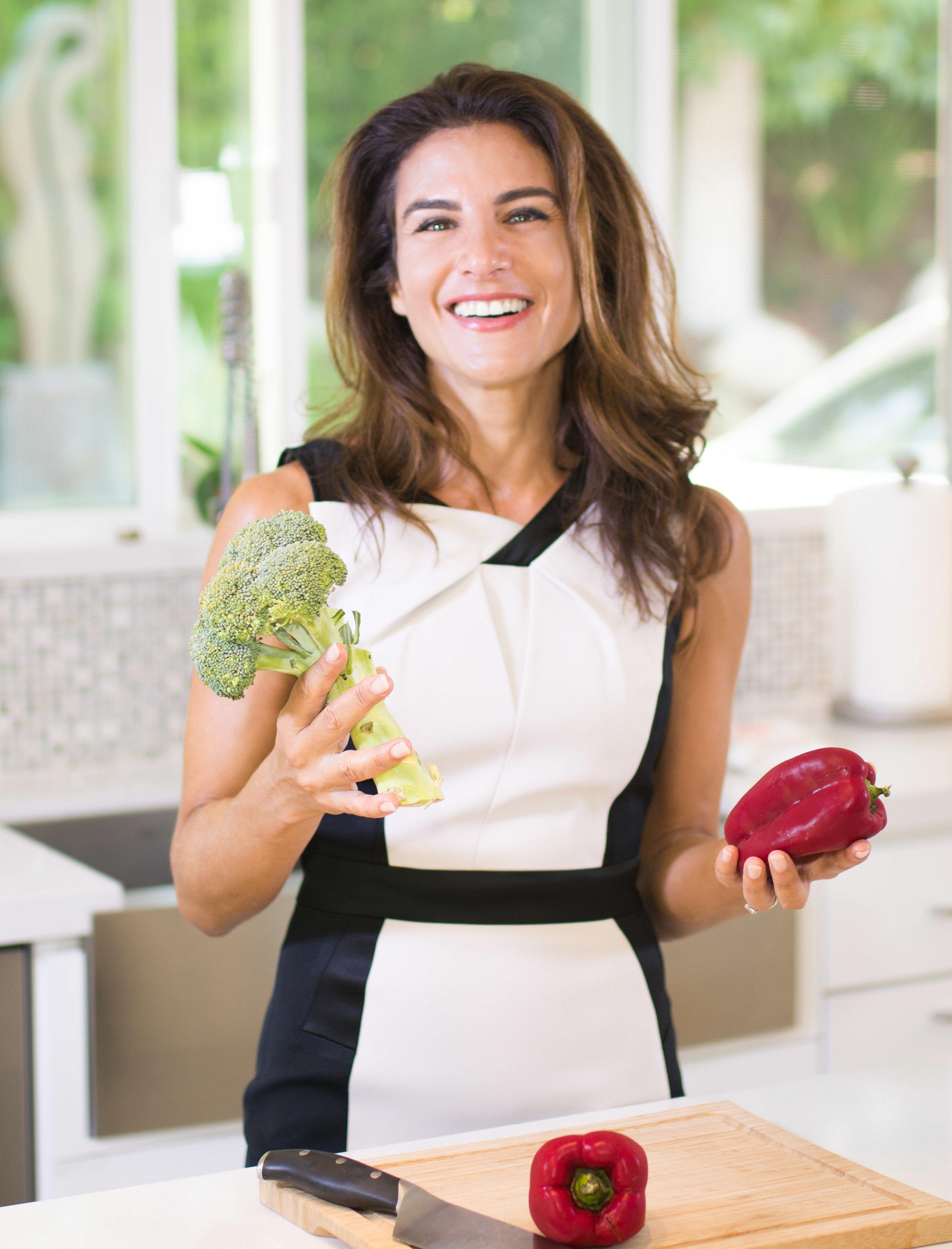 MELISSA MAYO   Chef, Author, Entrepreneur