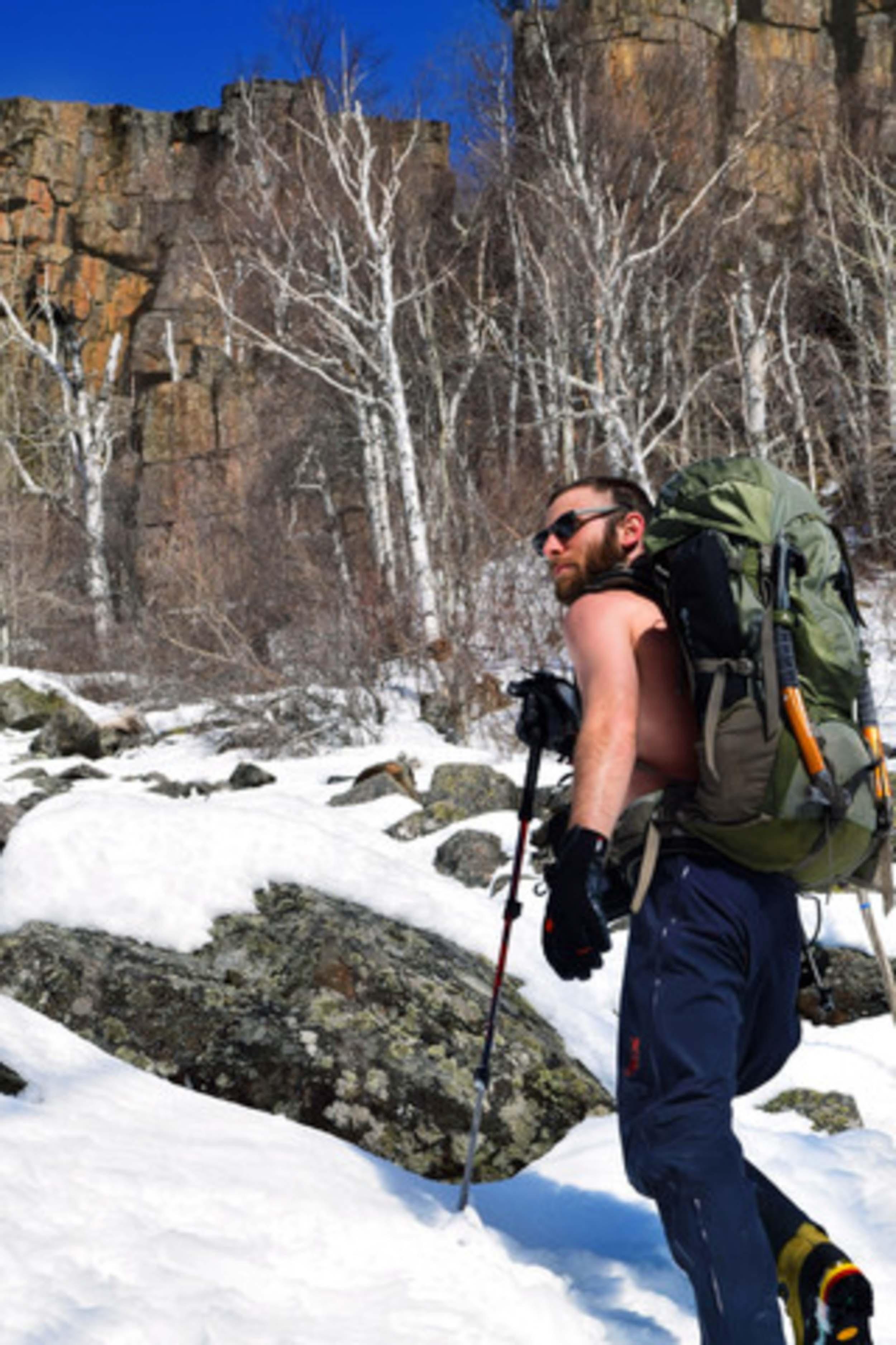 AMIR FISHMAN   Director, Overhang Adventures Inc.