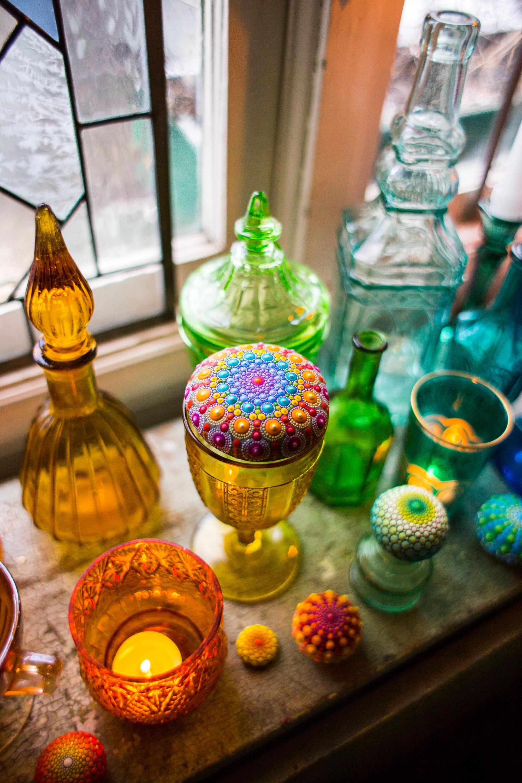 Mandala Stone Studio   Elspeth Mclean
