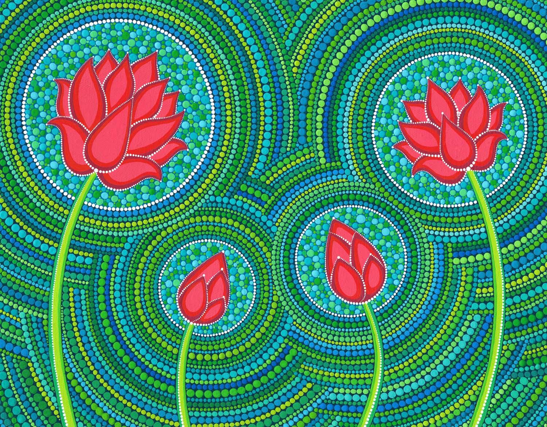 Lotus Family of 4