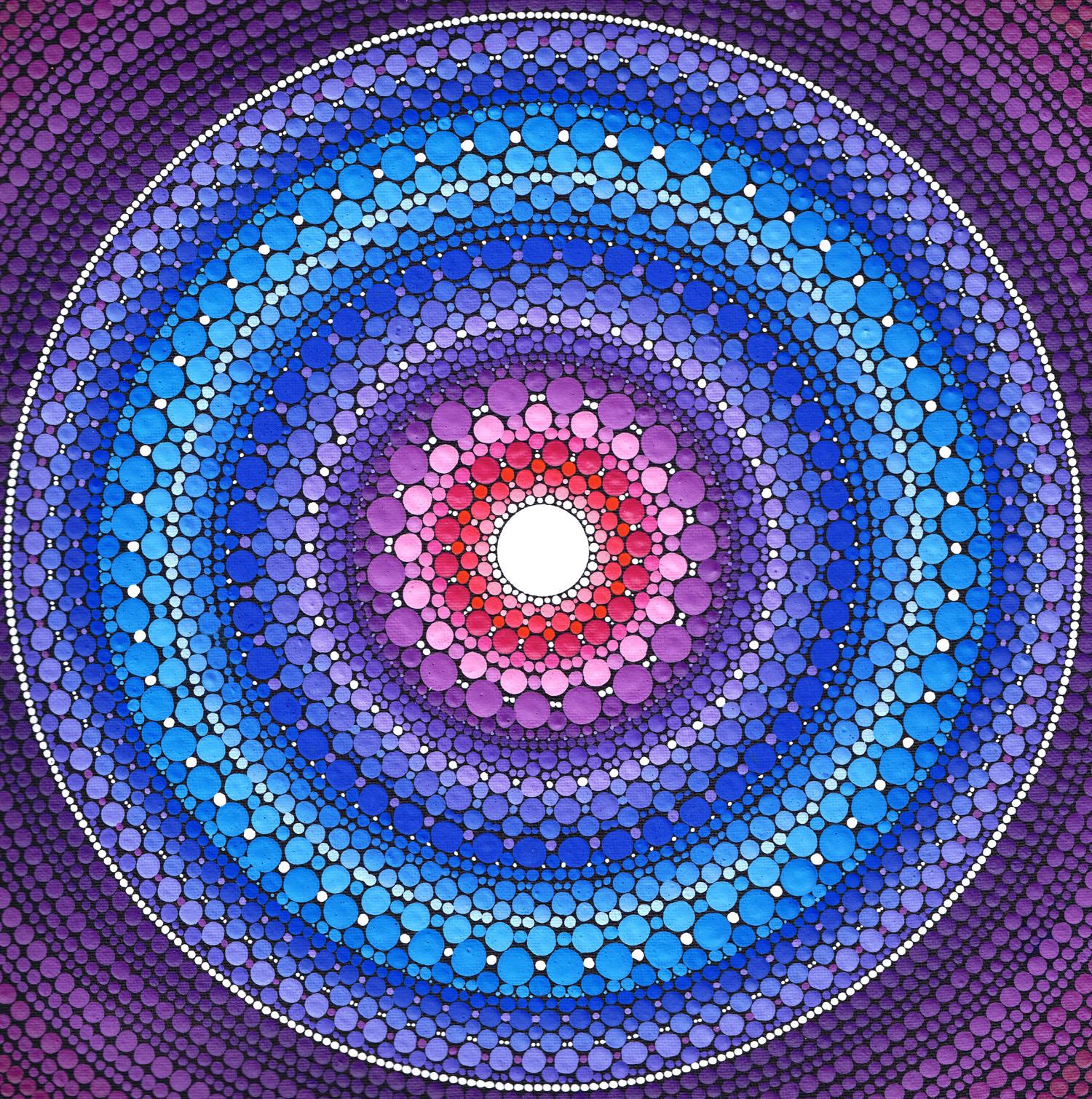 Mandala of Inner Calm