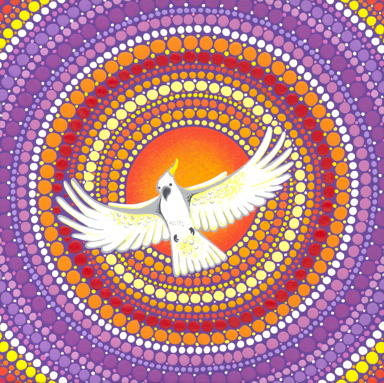 Soul Expanding Cockatoo
