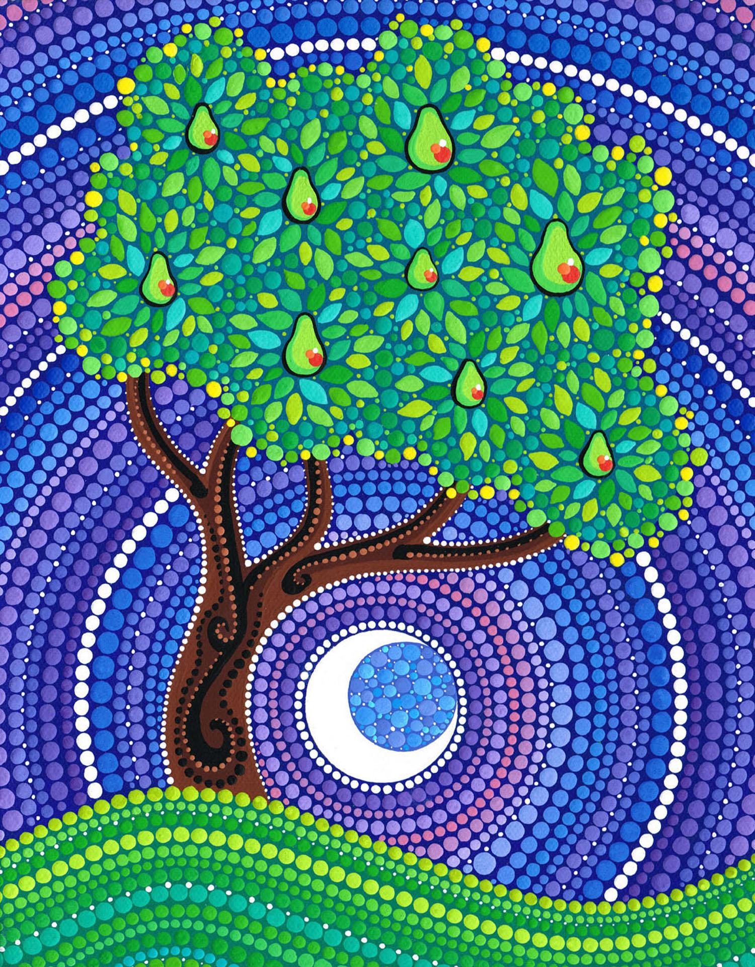 Pear Tree of Peace
