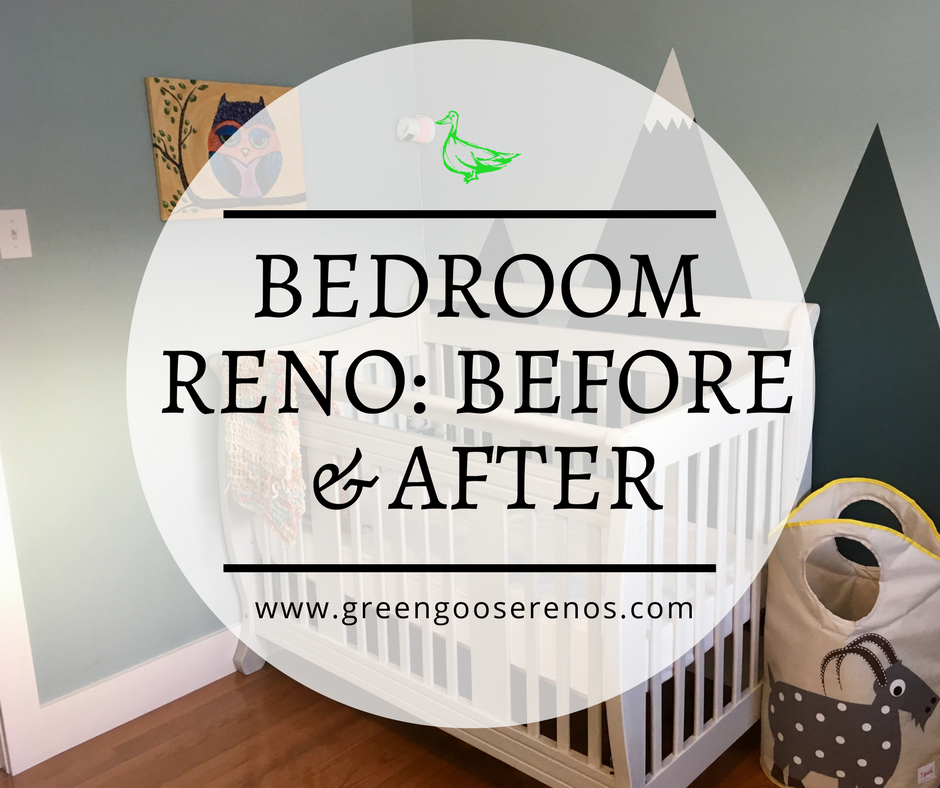 Kimberley Bedroom Renovation: Before & After