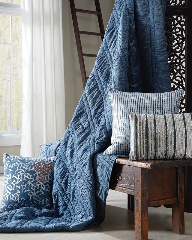 Now representing Cloud9 Design • #cloud9design #pillows #duvets #quilts #gifts #eclecticdecor #eclectichome #blueandwhite #homedecor #interiors #interiordesign #interiordesigner #homeinspo #california #losangeles #santabarbara #santamonica #orangecounty #sandiego #palmsprings