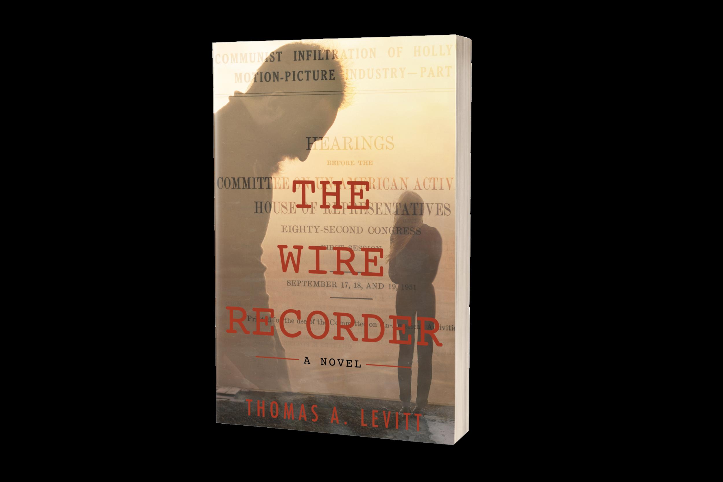 The Wire Recorder || ThomasALevitt.com