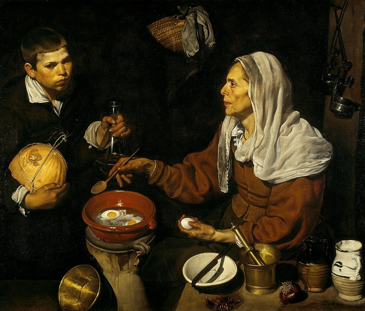 1200px-VELÁZQUEZ_-_Vieja_friendo_huevos_(National_Galleries_of_Scotland,_1618._Óleo_sobre_lienzo,_100.5_x_119.5_cm).jpg