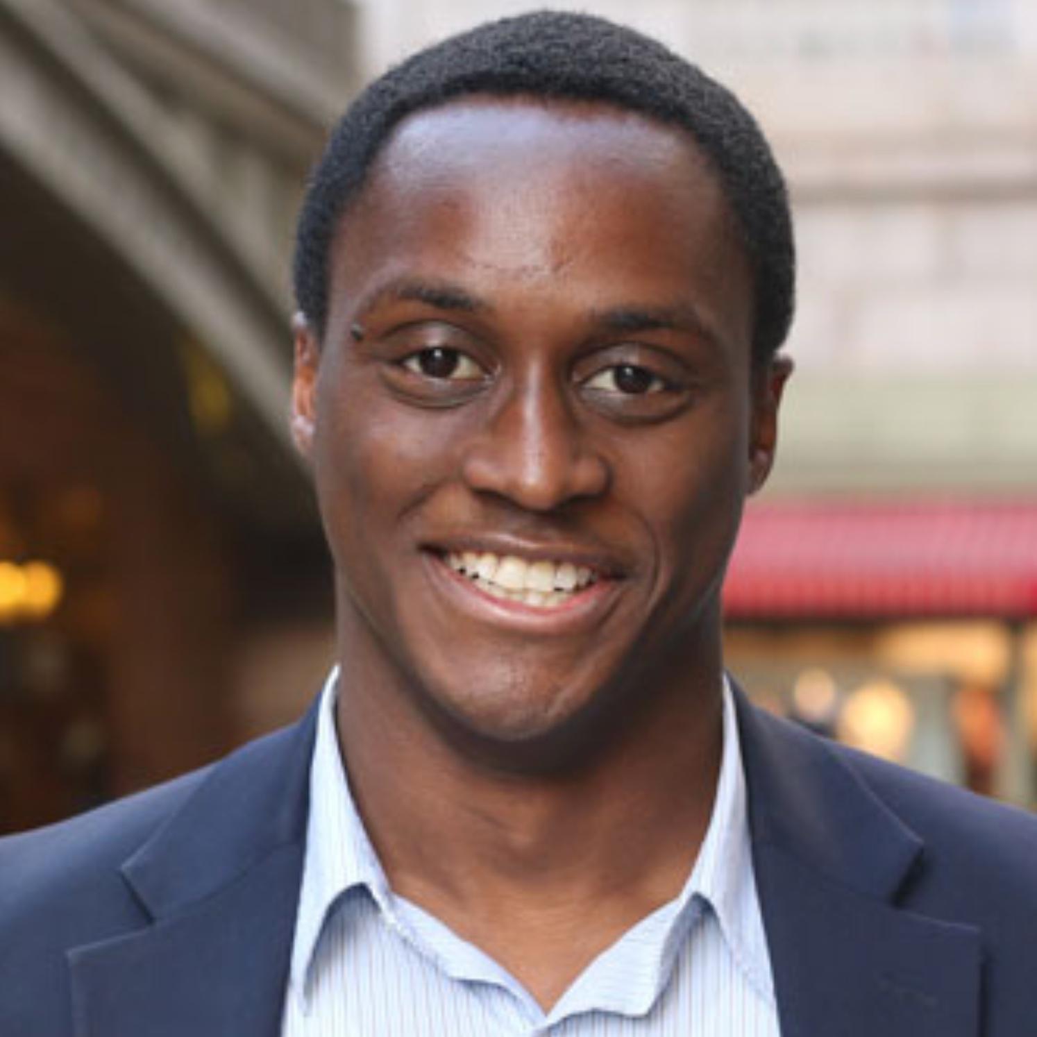 Mene Ukueberuwa  Assistant op-ed editor at the  Wall Street Journal