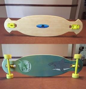 Fish Planx Land Board Newport SA