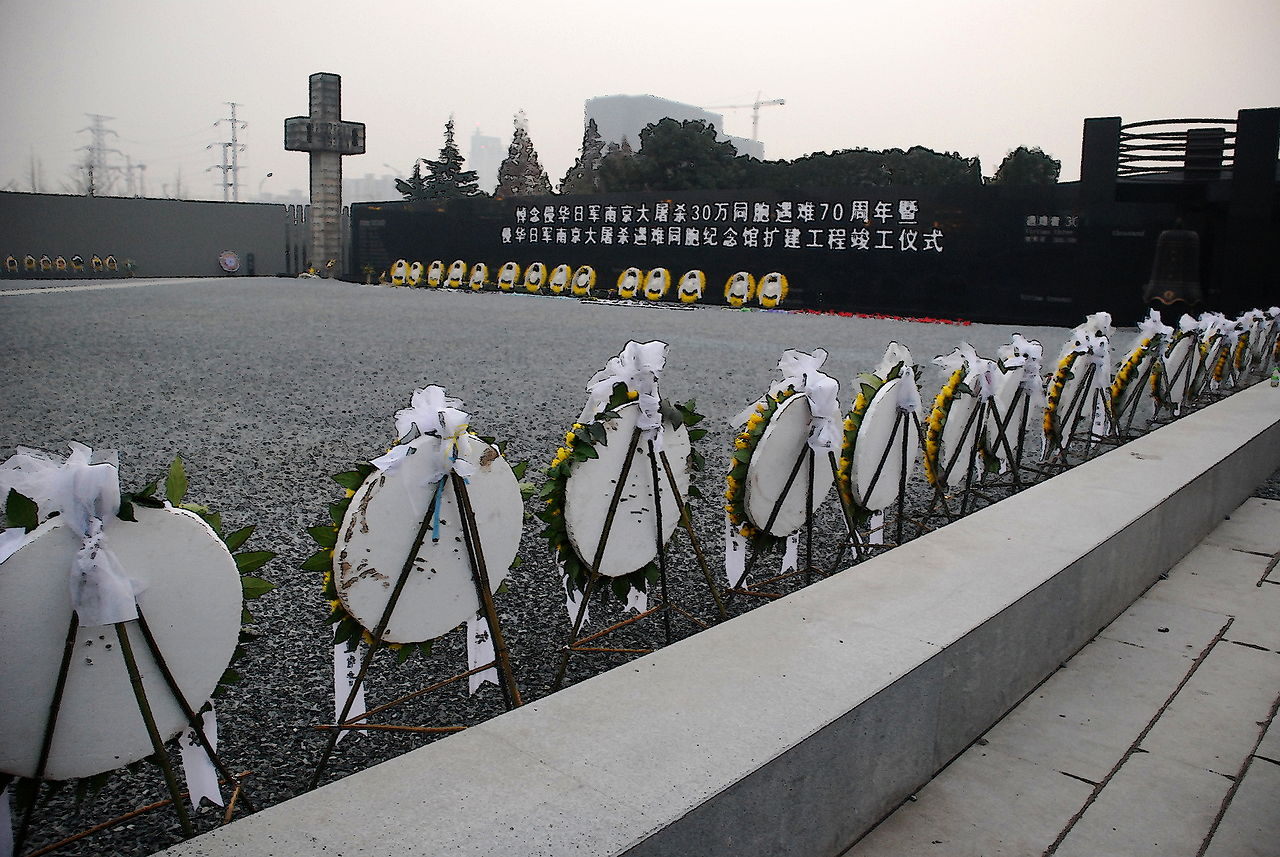 It was only in 2014, under the direction by China's new leader, Xi Jinping that China held its first national commemoration for the Nanjing Massacre
