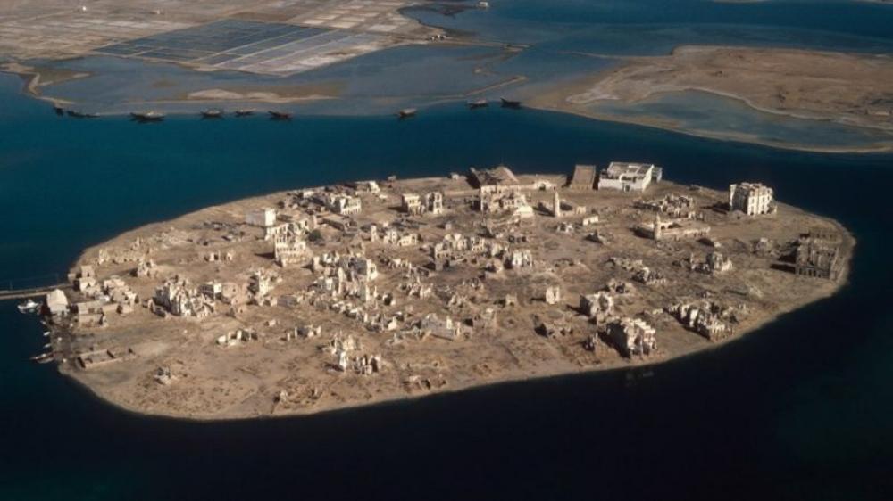 Slated for restoration: Ottoman-era ruins dominate Sudan's Swakin Island