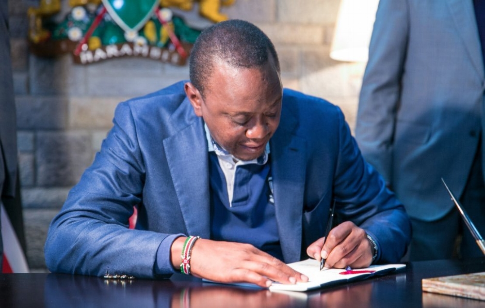 President Uhuru Kenyatta ratifies Asians as Kenya's 44th tribe