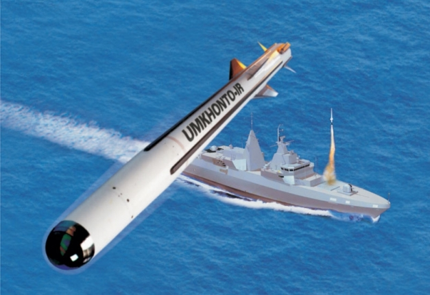 South Africa is eyeing Iran as a customer of its Umkhonto surface-to-air missile system