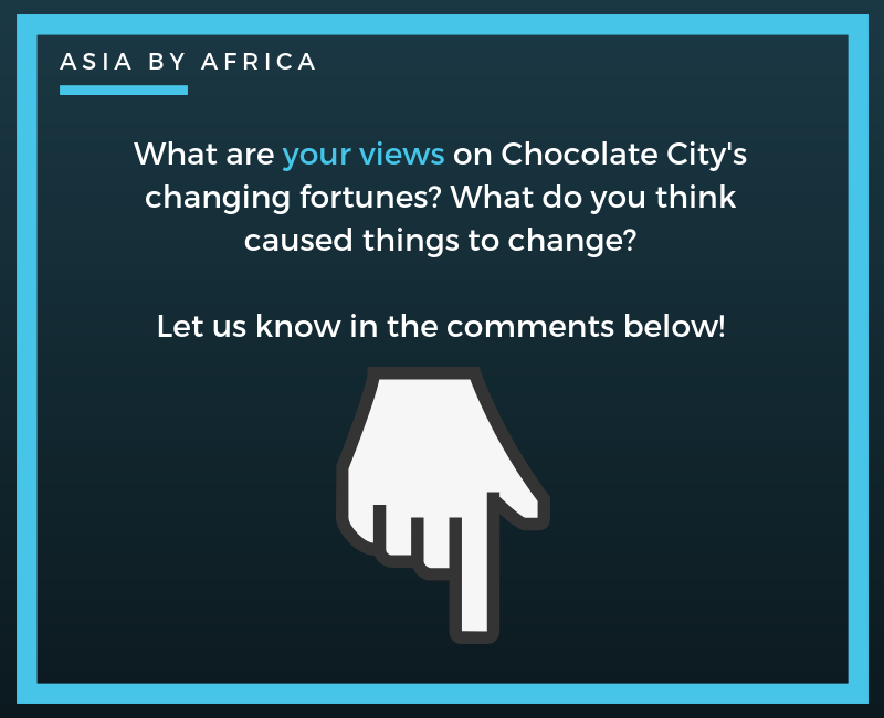 Goodbye Chocolate City: The death of Asia's largest African