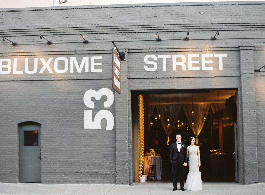 Bluxome Winery - Price Average: $8,500 - $13,500Max Capacity: 100 -130Mood: stylish, urban, industrialLocation: San Francisco, CA