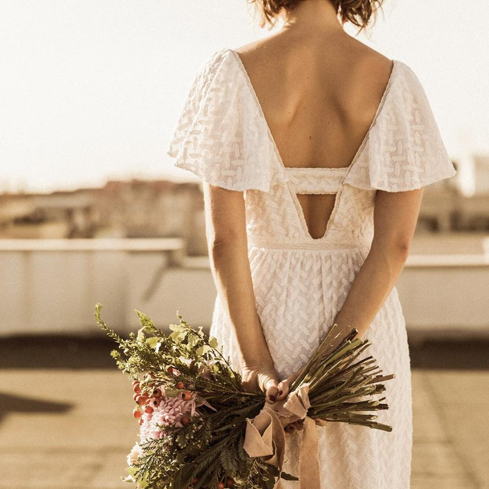 Intropia Atelier - The Spanish firm Intropia (formerly Hoss Intropia, for many still 'Hoss') launched for the first time in 2017, a collection of brides called Intropia Atelier, designed by Alejandra Valero, who is a member of the creative team of Intropia and designer in addition to wonderful tailored wedding dresses. They discovered that many clients chose dresses from the Intropia collection to wear on their wedding day.continue...