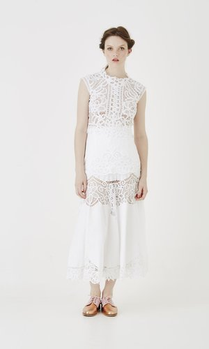NEVENKA - I Want to Feel Top + Gentle Goddess Skirt (Size 8)