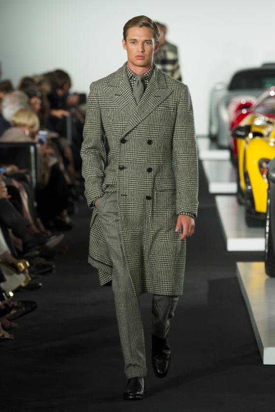 Ralph Lauren Fall 2017 from Vogue.com