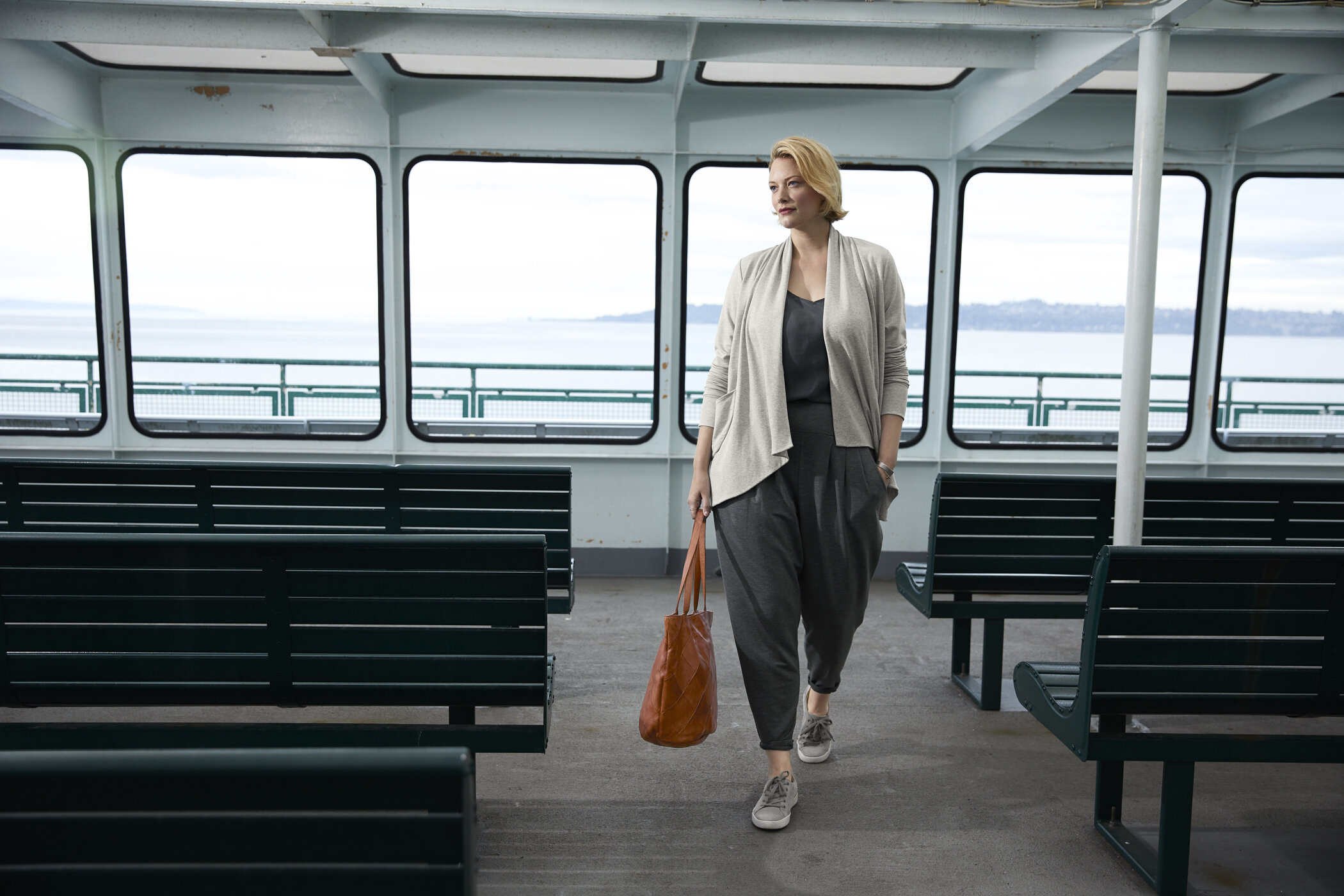 The Staten Island Ferry never looked so good.