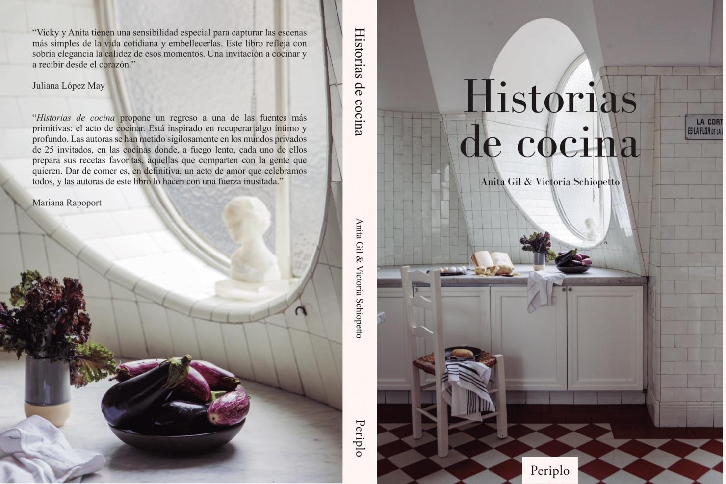 Historias de Cocina Anita Gil