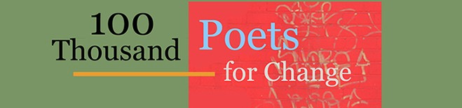 A 100 Thousand Poets for Change Event