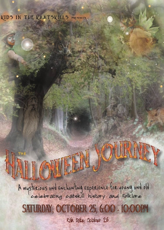The Halloween Journey