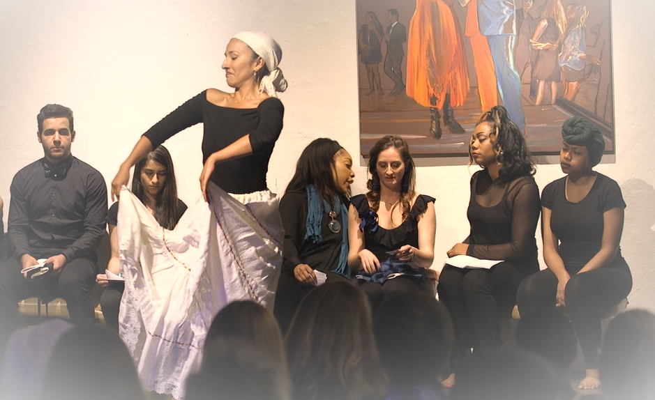 Courageous Vulnerability: A #MeToo Literary Salon - San Francisco, CA