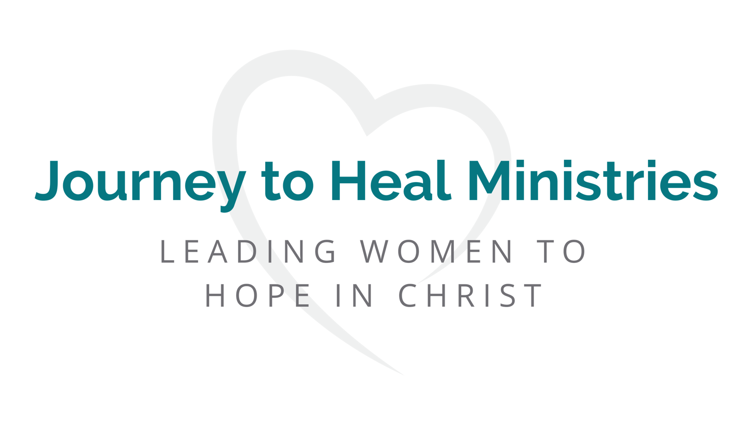 - Journey to Heal Ministries is one of our local nonprofit partners that exists to help women heal from past sexual trauma by leading them to hope and healing found in Jesus Christ.Learn More