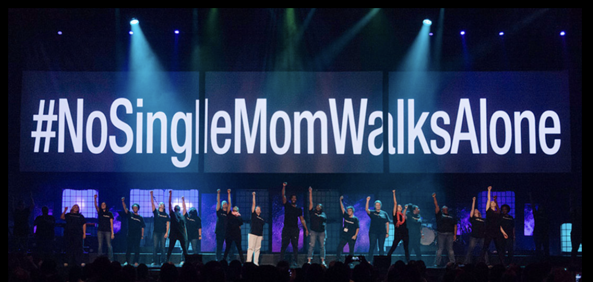 The Life of a Single Mom - is committed to seeing no single mom walk alone.Learn More