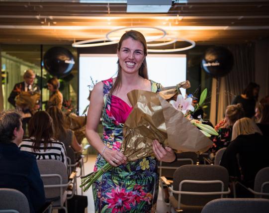Charlotte Sisley Award 2
