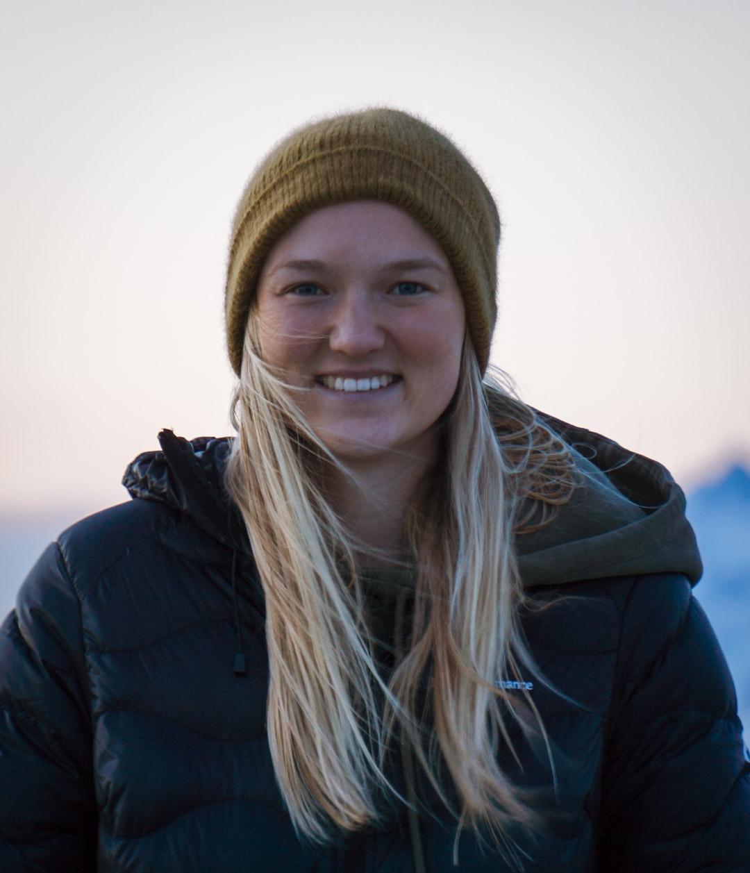 Nora Kvalsvik - Nestleder