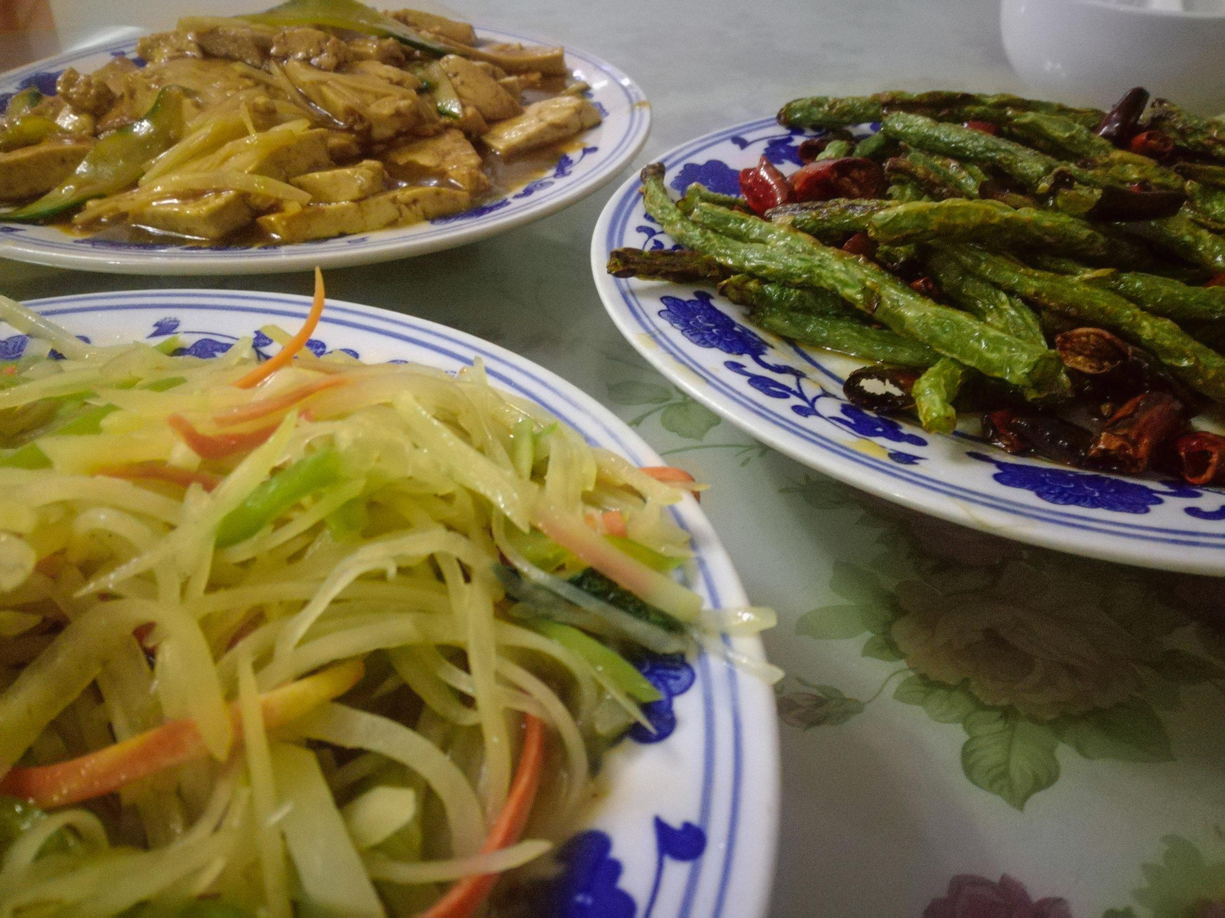 chinese vegetarian food_1.JPG