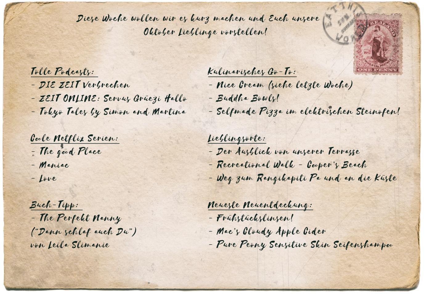 Für bessere Lesbarkeit auf die Postkarte klicken ;)