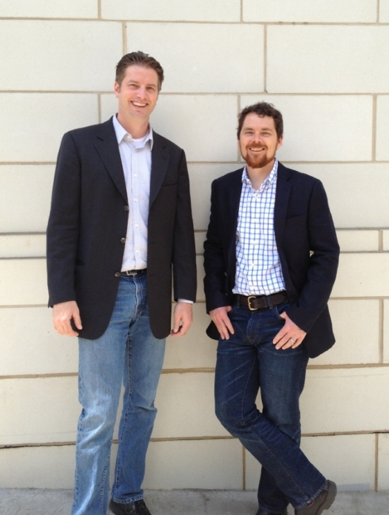 Pete Krull, CEO & Director of Investments and Neill Yelverton, COO & Financial Advisor