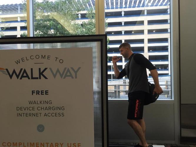 Photo: WalkWay