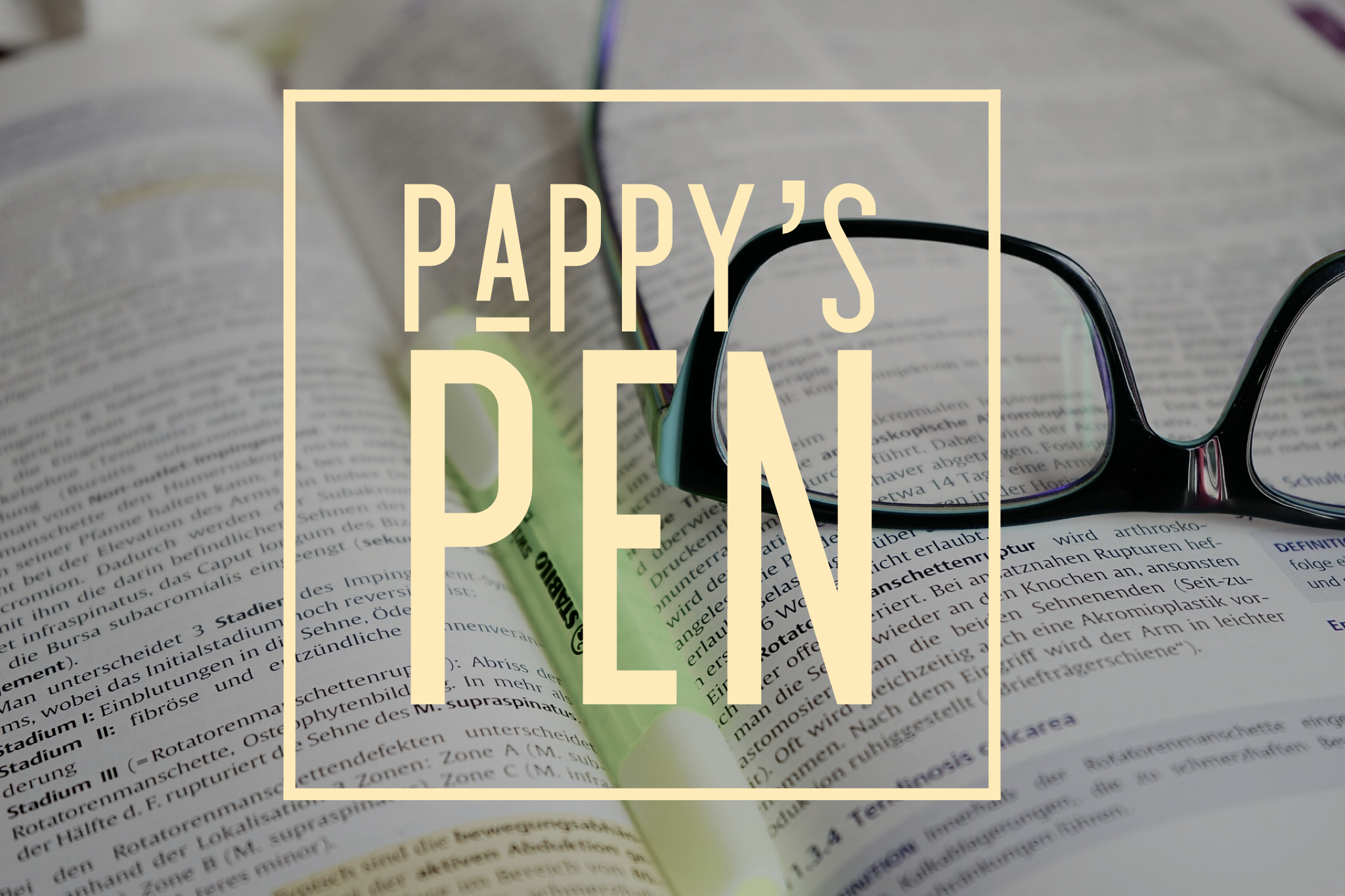 *Note - This article was not written by New John Simmons, but by a contributing writer named Pappy. This post is part of a continuing series called Pappy's Pen where he writes about his family, faith and recent cancer diagnosis. *